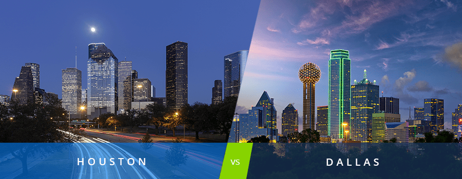 Dallas vs Houston
