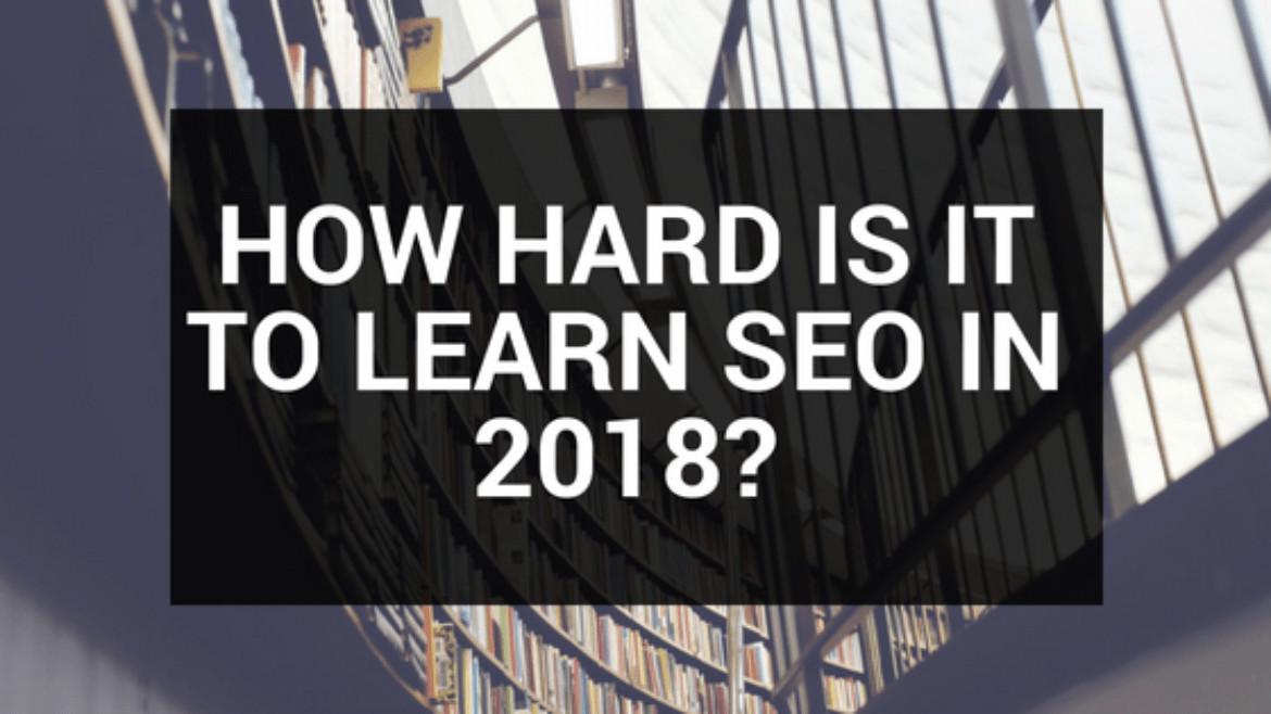is seo hard