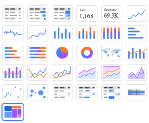 Data Studio Templates